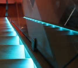 Choose LEDS for handrails, guards and bannisters