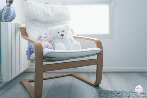 chaise à bascule allaitement fauteuil a bascule chambre bebe visite de la chambre de ma