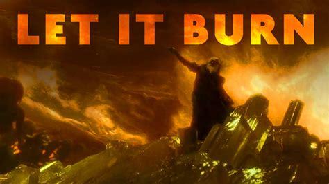 Harry Potter  Let It Burn Youtube
