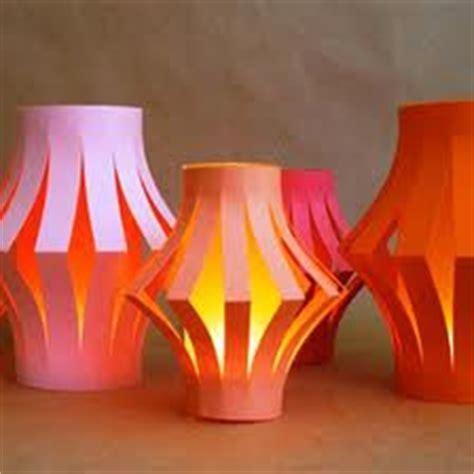 fabriquer une lanterne en papier agencema