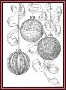 17 best images about xmas zentangles on pinterest christmas trees christmas ornament and