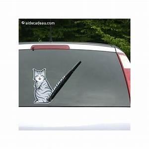 Stickers Pare Brise : 2 stickers chats pour pare brise ~ Medecine-chirurgie-esthetiques.com Avis de Voitures