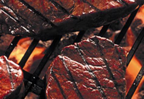 cuisiner entrecote envie barbecue préparation barbecue préparer