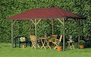 Pavillon 3x4 Holz : bausatz pavillon ~ Fotosdekora.club Haus und Dekorationen