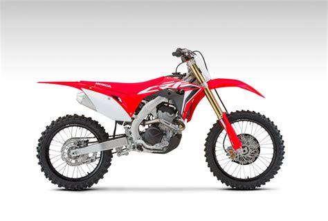 Honda Mx 2020 by Honda 2020 Mx Bikes Look Dirt Bike Magazine