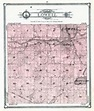 Lowell Township, Atlas: Kent County 1907, Michigan ...
