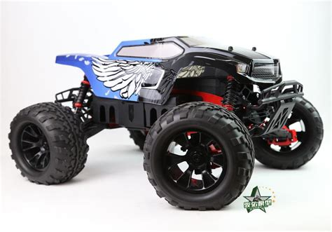 remote control monster trucks videos aliexpress com buy tyrant 1 8 brushless electric remote