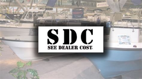 See Dealer Cost Boats by What S In A Price New Website Unveiled Today New