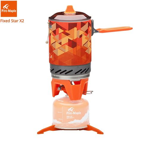 fire maple  outdoor gas stove burners compact cooking