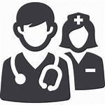 Icon Nurse Doctor Care Medical Personnel Wayne