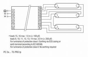 Tridonic Digital Dimmable Ballast Wiring Diagram
