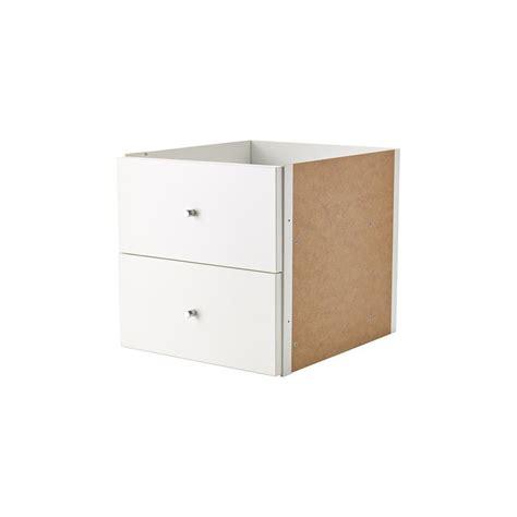 Ikea Scaffale Expedit by Ikea Kallax Scaffale Utilizzo Con 2 Cassetti 3 Colori