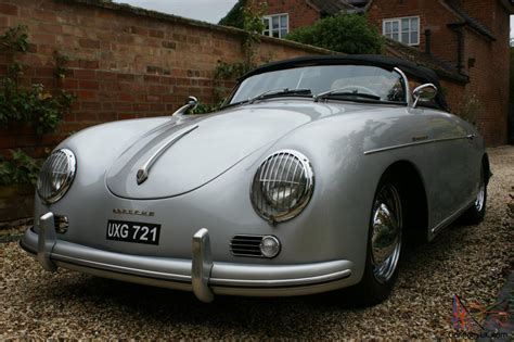 Replica Porche 356 by Porsche 356 Speedster Replica Left Drive