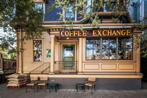 Dining in providence, rhode island: Coffee Exchange | Providence, RI 02903