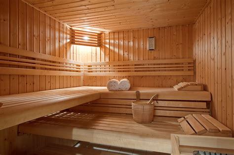 Bespoke Sauna Room