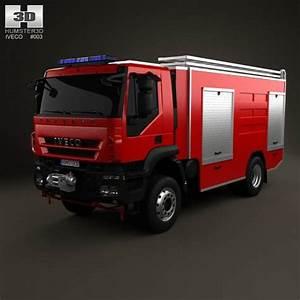 Iveco Lesquin : iveco trakker fire truck 2012 3d model top mod les camions et voitures de pompiers ~ Gottalentnigeria.com Avis de Voitures