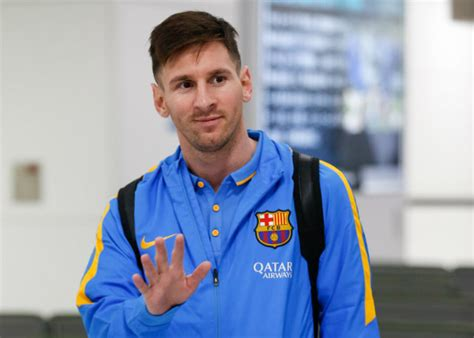 Barcelona better than ever, says Messi