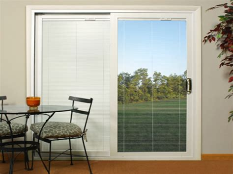 kitchen window covering ideas sliding glass patio doors