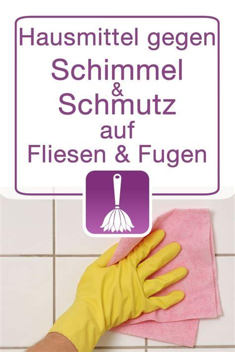 Weiße Fliesenfugen Reinigen by Hausmittel Zur Reinigung Fliesen Und Fugen Schimmel