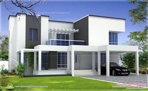 modern house plan vastu based box type modern home design house design plans