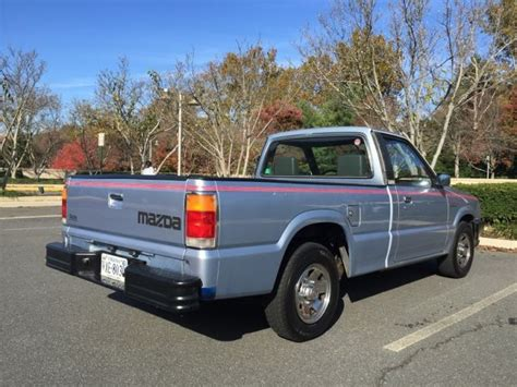 mazda trucks canada 1990 mazda b2200 le5 pickup truck for sale photos
