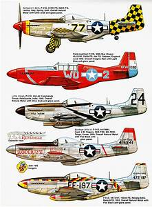 P-51 Mustang Paint Schemes - Bing images