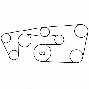 Mercedes Benz C280 Belt Routing Diagram From Best Value