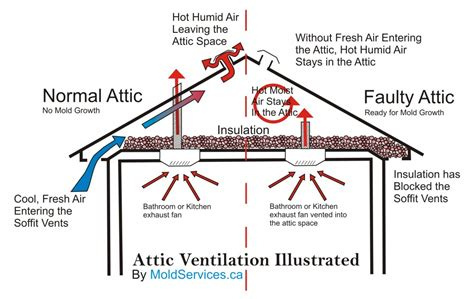 Atticventilationillustrated  Chase Construction North