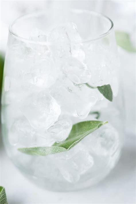 gimlet recipe classic gimlet recipe with honey and sage the sweetest occasion
