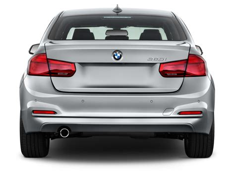 Modifikasi Bmw 3 Series Sedan by Image 2017 Bmw 3 Series 320i Sedan Rear Exterior View
