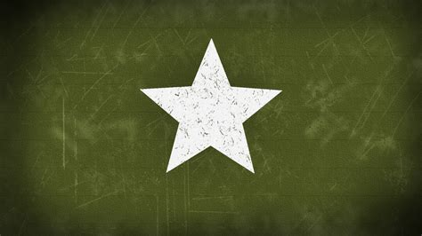 Army Green Star By Zongral On Deviantart