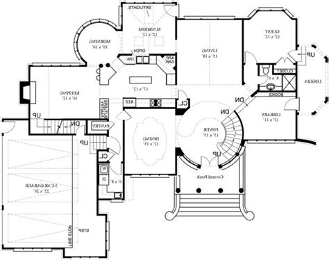 contemporary home floor plans ultra modern house plans south africa modern house