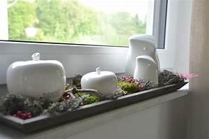 Fensterbank Dekorieren Modern : herbstliches ambiente dekoideen f r die fensterbank ~ Watch28wear.com Haus und Dekorationen