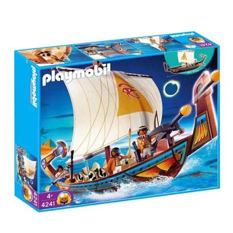 Barco Pirata Playmobil Carrefour by Playmobil 4241 Bateau Egyptien