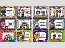 Fabulosos diseños de normas de convivencia para el aula y