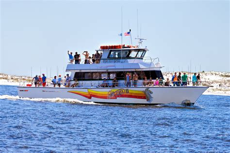 Deep Sea Fishing Party Boat by Great Trip Deep Sea Fishing Party Boat In Destin