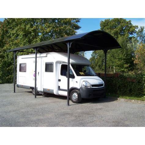carport camping car alu en kit abri camping car