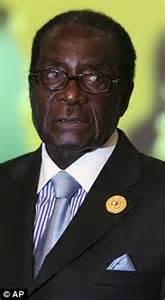 China and Mugabe set to benefit from Zimbabwe's 'blood ...