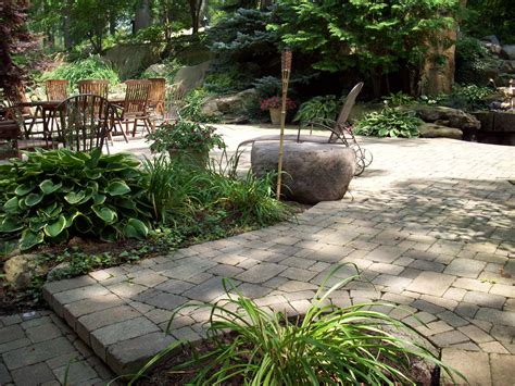 patio and landscaping gallery country lawn and landscape