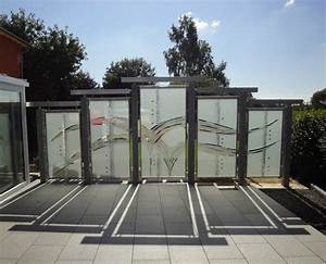 Kallenborn irsch gmbh sichtschutz windschutz for Sicht und windschutz terrasse