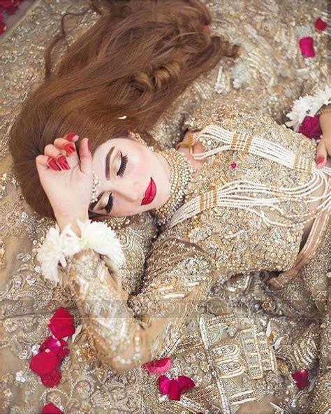 kinza hashmi  gorgeous   latest bridal