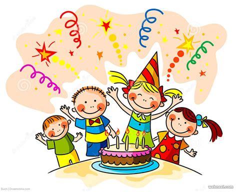 kids birthday  card design