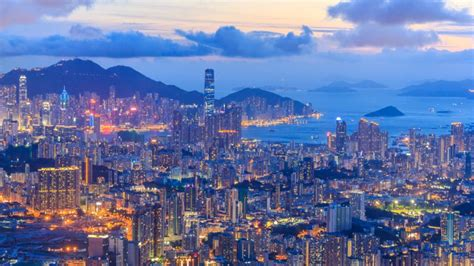 immobilier hong kong reste la ville la plus ch 232 re au monde