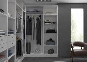 Petit Dressing D Angle : dressing d 39 angle photo n 89 domozoom ~ Premium-room.com Idées de Décoration