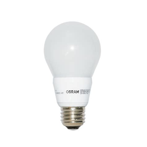 shop osram 60w equivalent dimmable daylight a19 led light