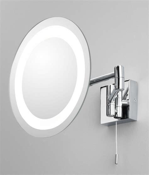 Magnified Bathroom Mirror by Bathroom Vanity Mirror Halogen