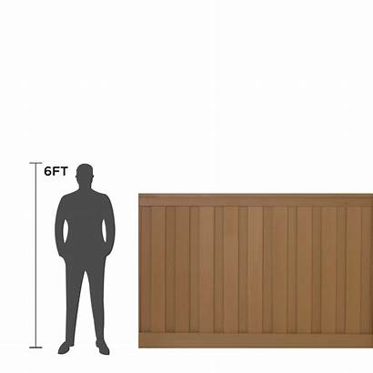 Fence Seclusions Ft Trex Panel Kit Privacy