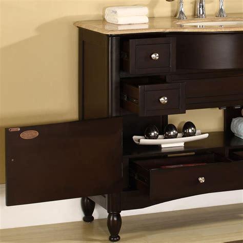 45 single sink bathroom vanity silkroad exclusive traditional 45 single sink bathroom