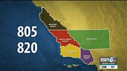10-digit dialing begins Saturday for 805 area code - YouTube