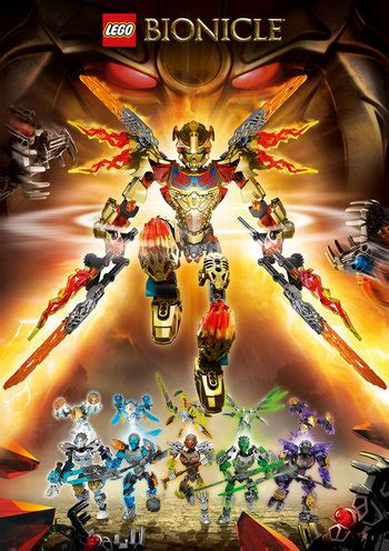 bionicle  characters tv tropes